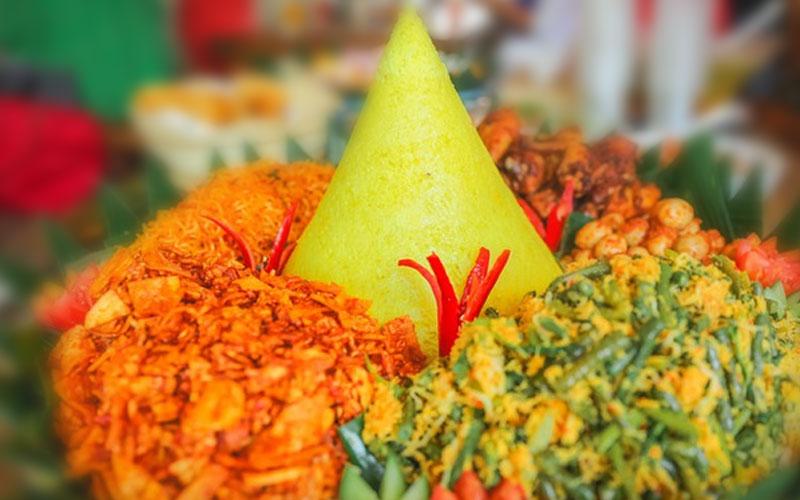 Uma Catering - Nasi Tumpeng